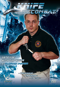 Knife Combat: Defense With The Knife Basic Techniques