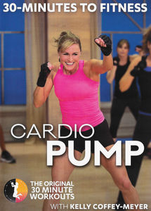 30 Minutes to Fitness: Cardio Pump With Kelly Coffey Meyer