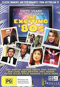 50 Years of TV - Exciting Eighties [Import]