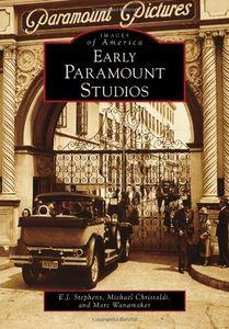 EARLY PARAMOUNT STUDIOS