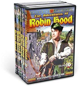 Adventures of Robin Hood 16-21
