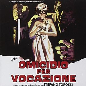 Omicidio Per Vocazione (Original Soundtrack) [Import]