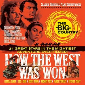 Big Country /  How The West Was Won (Original Soundtrack) [Import]