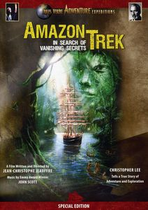 Amazon Trek : In Search of Vanishing Secrets