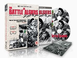 Battle Of Algiers (Dual Format) [Import]