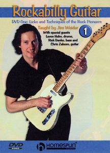 Rockabilly Guitar: Volume 1 and 2