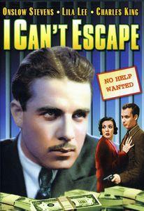 I Can't Escape