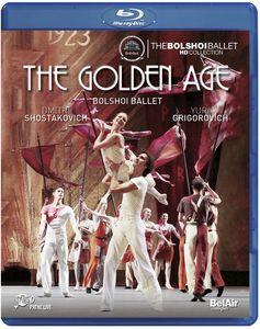The Golden Age the Bolshoi Ballet