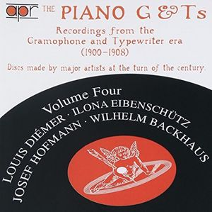 Piano G&T'S