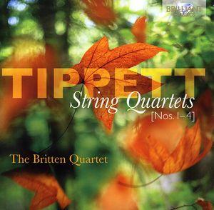 String Quartets Nos. 1 - 4