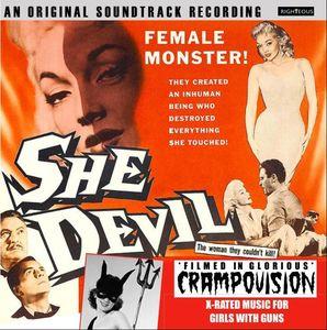 She Devil: Filmed In Glorious Crampovision (Original Soundtrack) [Import]