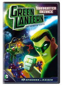 Green Lantern: Animated Show - Manhunter Menace