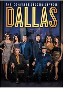 Dallas: The Complete Second Season