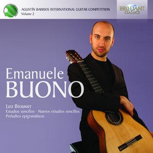 Agustin Barrios International Guitar Competition 2