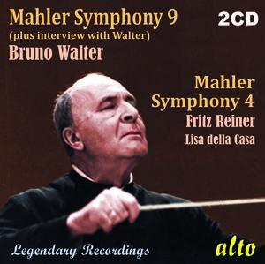 Mahler: Symphony 9 (+interview) Symphony 4