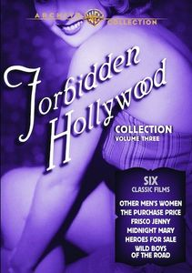 Forbidden Hollywood Collection: Volume 03