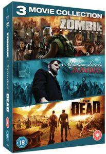 Zombie Triple Feature [Import]
