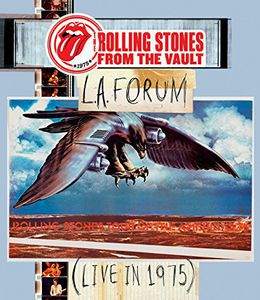 The Rolling Stones From the Vault: L.A. Forum (Live in 1975) , The Rolling Stones