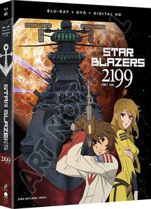 Star Blazers: Space Battleship Yamato 2199 - Part One