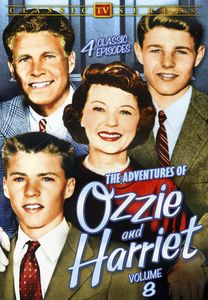 The Adventures of Ozzie & Harriet: Volume 8