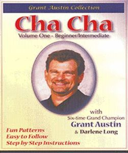 Cha Cha With Grant Austin, Vol. 1, Beginner