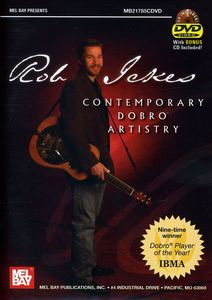 Contemporary Dobro Artistry