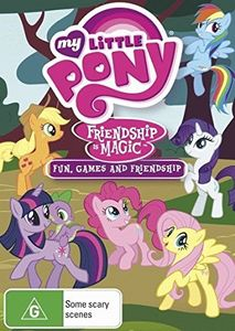 My Little Pony: Friendship Is Magic-Fun Games & FR [Import]