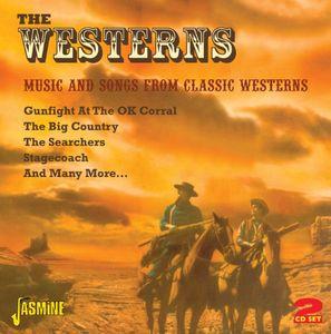 Western Films & Music & Song (Original Soundtrack) [Import]