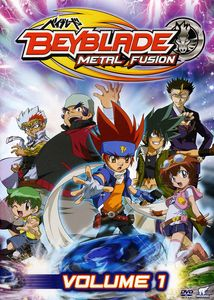 Beyblade: Metal Fusion: Volume 1