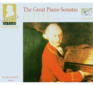 Great Piano Sonatas