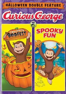 Curious George: Halloween Double Feature (A Halloween Boo Fest/ Spooky Fun)