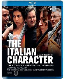 Italian Character: Story of a Great Italian Orch