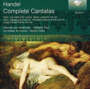 Complete Cantatas 4