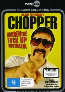 Heath Franklin's Chopper-Harden the F*CK Up Austra [Import]