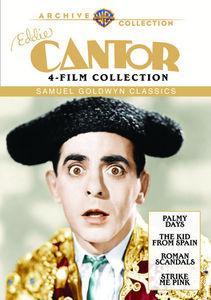 Eddie Cantor Goldwyn Collection