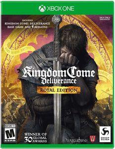 Kingdom Come Deliverance Royal Edition for Xbox One