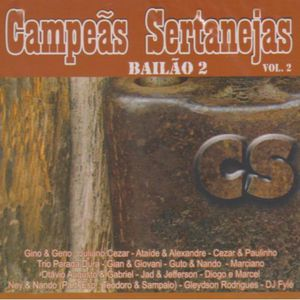 Campeas Sertanejas Bailao Vol 2 /  Various [Import]