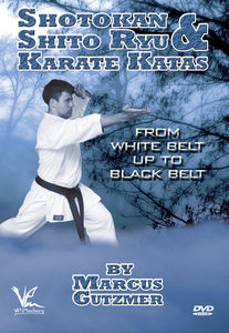 Shotokan And Shito Ryu Karate Katas From White Belt Up To Black Belt