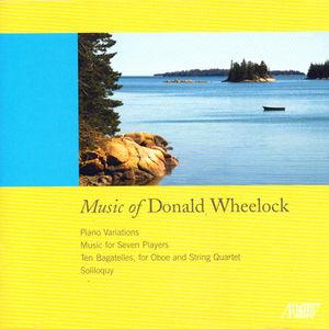 Music of Donald Wheelock