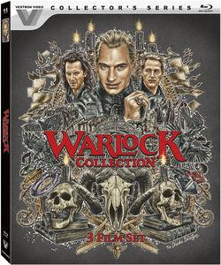 Warlock Collection (Vestron Video Collector's Series)