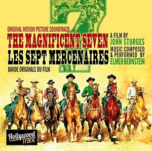 Les Sept Mercenaires (The Magnificent Seven) (Original Soundtrack) [Import]