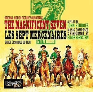 Les Sept Mercenaires (Original Soundtrack) [Import]