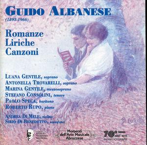 Romanze /  Liriche E Canzoni