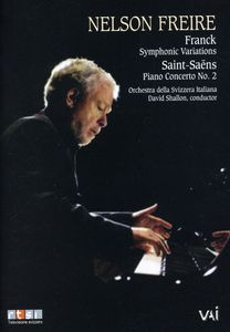 Nelson Freire in Concert