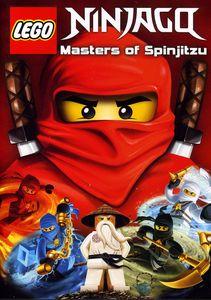 Lego: Ninjago Masters of Spinjitzu
