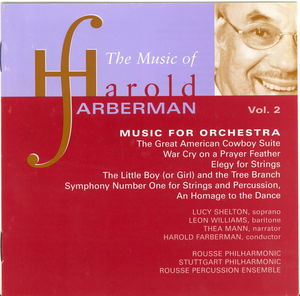 Music of Harold Faberman 2