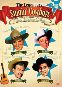 Classic Westerns: Singing Cowboys Four Feature