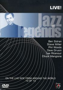 Jazz Legends Live: Volume 13