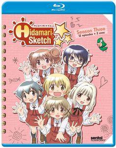Hidamari Sketch: Hoshimittsu 3 Complete Collection