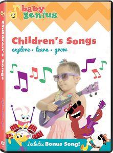 Baby Genius: Children's Songs